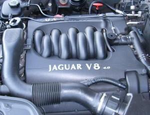 V8 jaguar